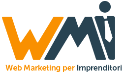 Logo WMI Web Marketing per Imprenditori